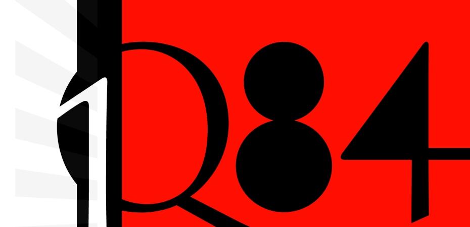 Capa 1Q84 Haruki Murakami alfaguara 2012