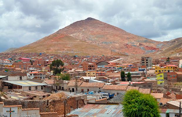 Potosi-bolivia-as veias abertas da america latina