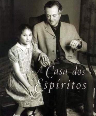 Capa de A Casa dos Espíritos, de Isabel Allende