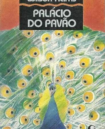 Capa do livro Palácio do Pavão, de Wilson Harris
