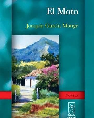 Capa do livro El Moto de Joaquín García Monge