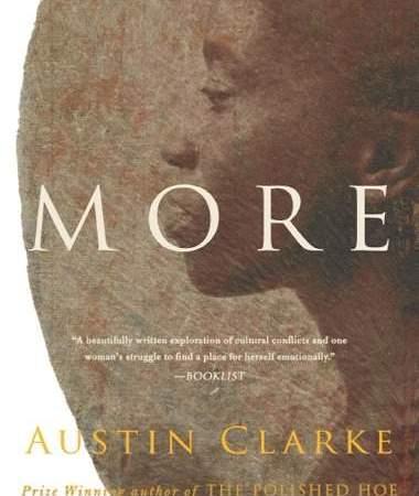 Capa do livro More de Austin Clarke