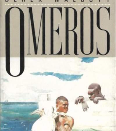 Capa de Omeros de Derek Walcott