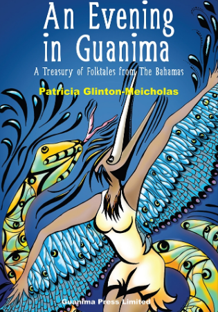 capa An Evening in Guanima sobre o folclore das Bahamas