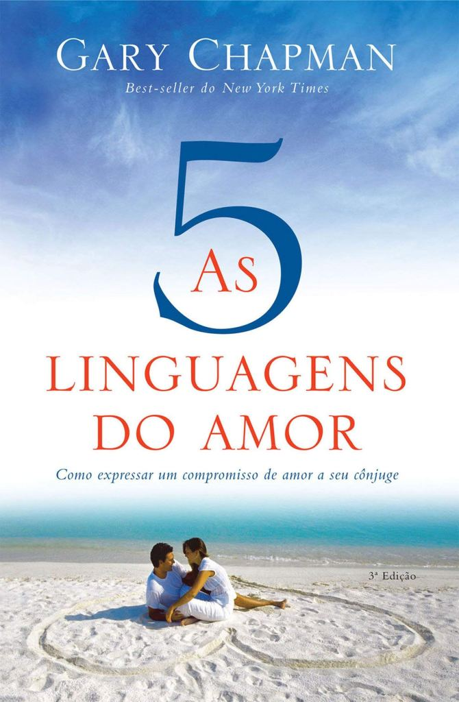 Capa de As 5 Linguagens do Amor, de Gary Chapman