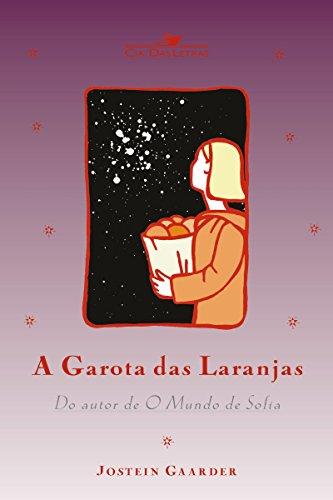 Capa de A Garota das Laranjas, de Jostein Gaardner.