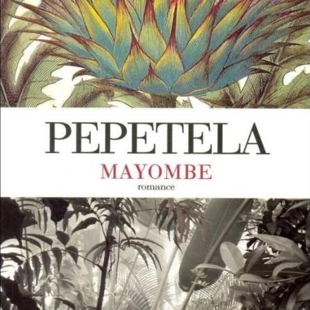 Capa do livro Mayombe, escrito pelo angolano Pepetela.