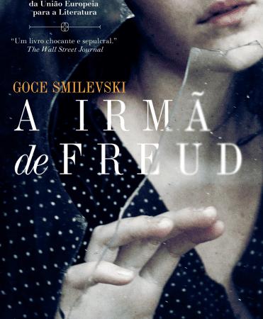 capa do livro a irma de freud